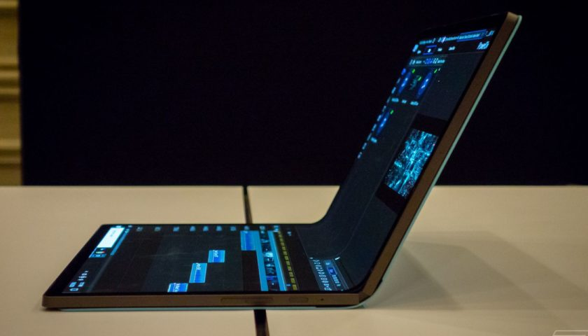 foldable pc
