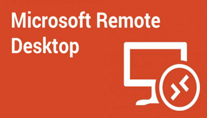 Microsoft remote desktop to control computer from phone