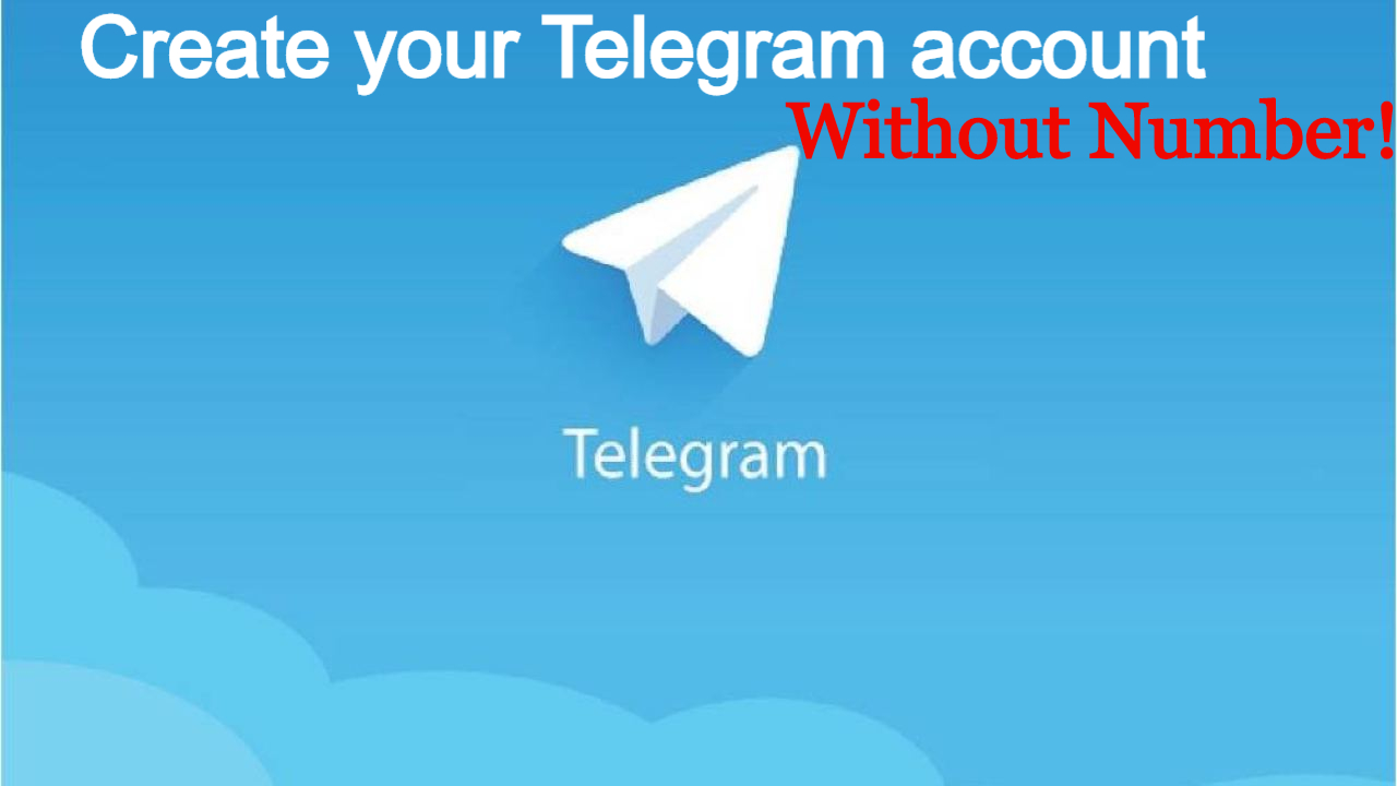 How to make telegram account without phone number