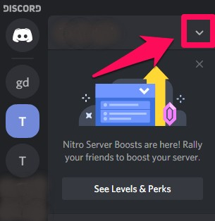 Transfer ownership of discord server