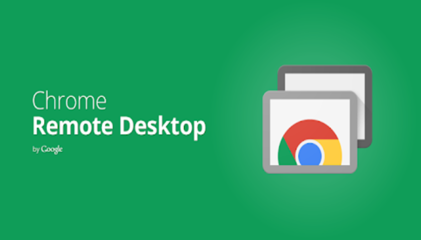 chrome remote desktop to control computer from phone