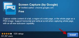 Screen capture by google