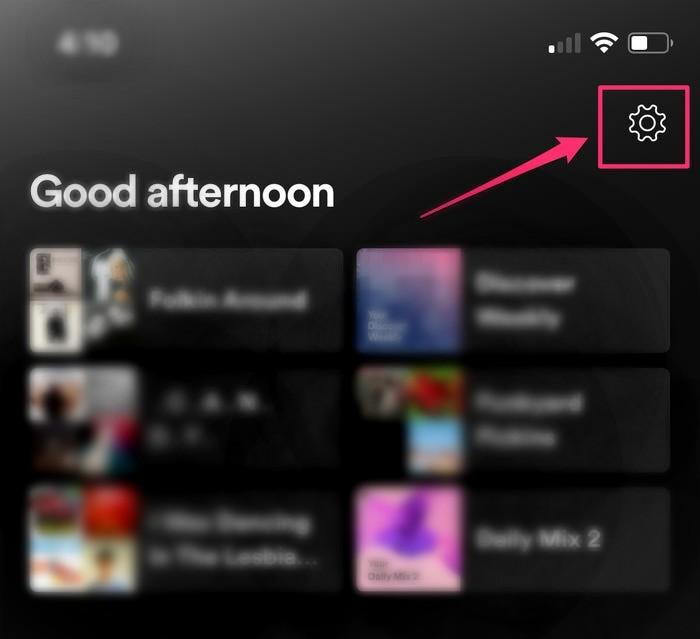 change Spotify Username